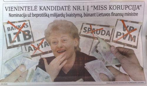 """Respublika"" prieš D. Grybauskaitę (2)"