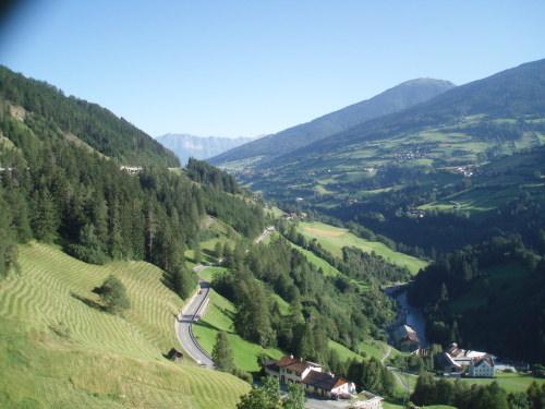 Alpės – ne pati blogiausia vieta laukimui – bent jau žvalgytis yra kur
