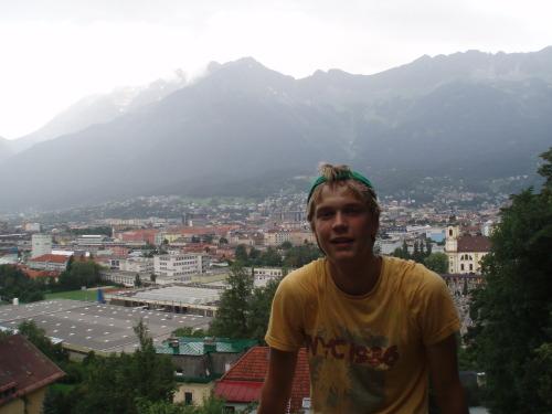 Innsbruckas – iš visų pusių kalnų apsuptas Austrijos miestas