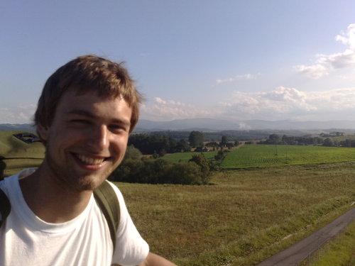 Įspūdingi Tatrų kalnai visą dieną buvo šalia mūsų