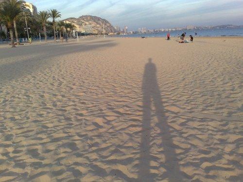 Centrinis Alikantės paplūdimys